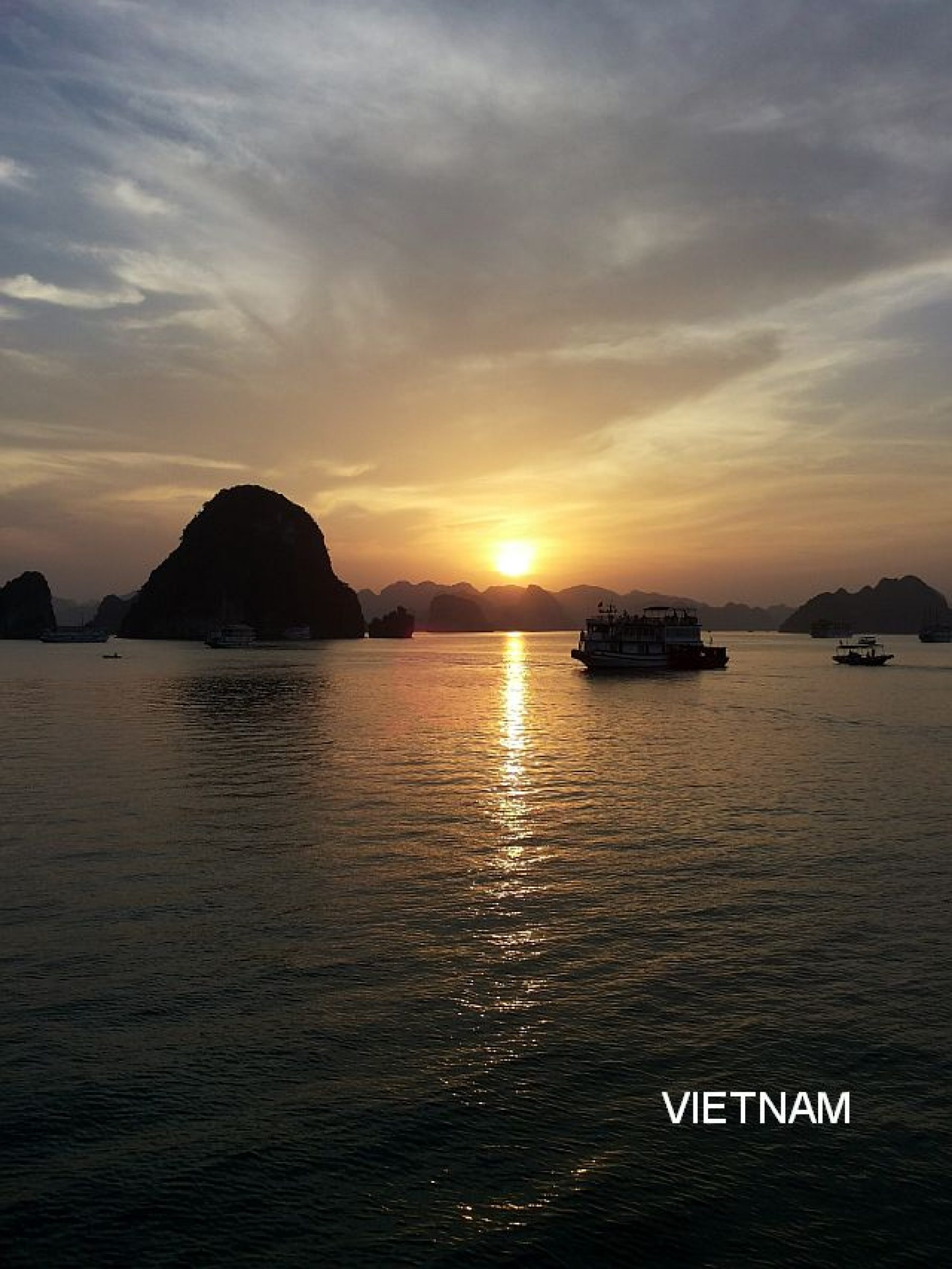 Vietnam scuro S